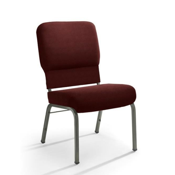 Directly Factory Sale Durable Good Quality Metal Stackable Church Chair YE-056