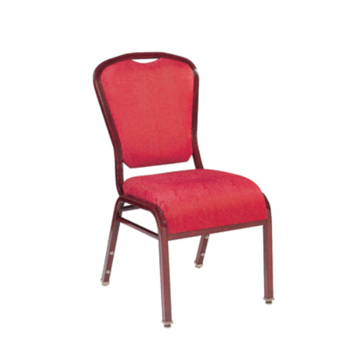 Bend Comfortable Seat Chair Hospitality Restaurant Aluminum Chair YD-024