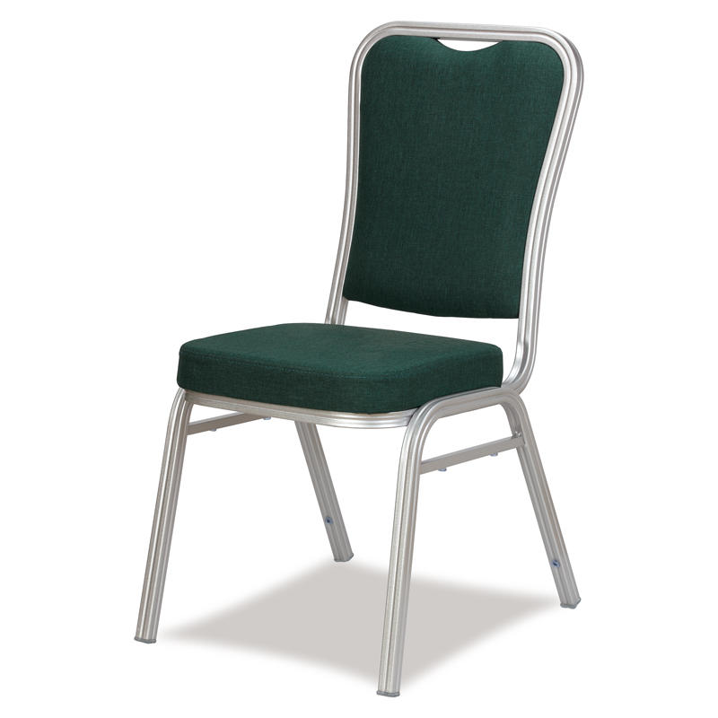 Hotel Office Promotion Stack Aluminum Chair YD-029