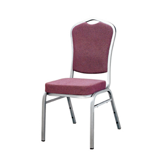promotional stackable aluminum patio chairs supply for restaurant-1