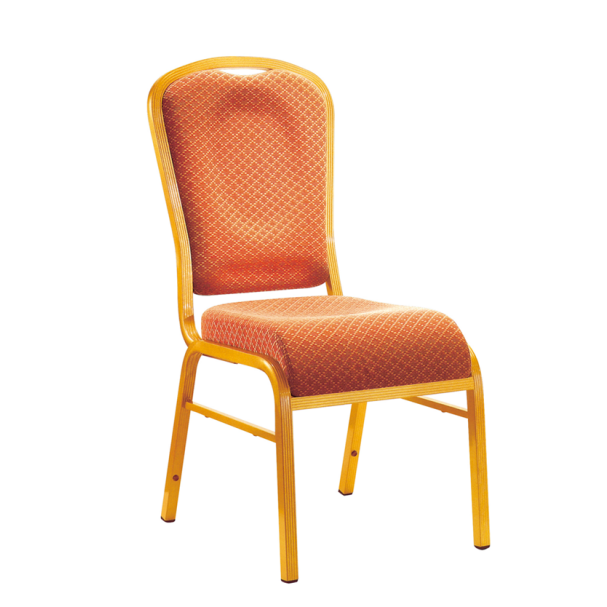 Party Wedding Chair ALuminum Concave Design Stack Chair YD-057