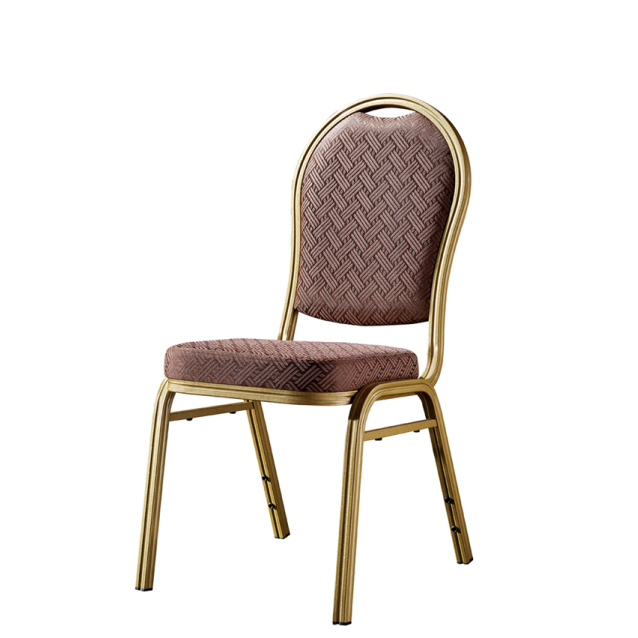 Party Ballroom Aluminum Stacking Chair YD-059