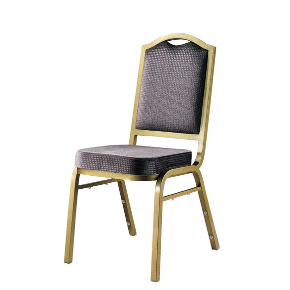 Event Banquet Chair Aluminum Stack Chair YD-081