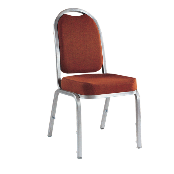 San Dun elegant stackable aluminum chairs with good price for hotel banquet-1
