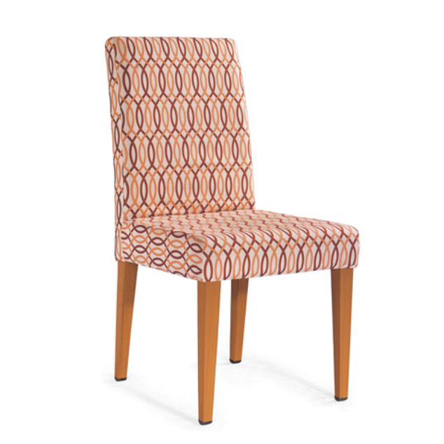 San Dun wooden chairs with padded seats manufacturer for promotion-1