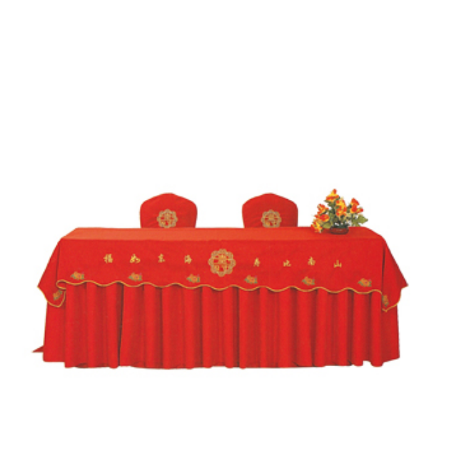 San Dun banquet tablecloths and skirts factory bulk buy-1