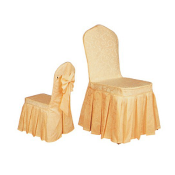 WEDDING DECORATIONS BOWKNOT CHAIR COVER LY-026