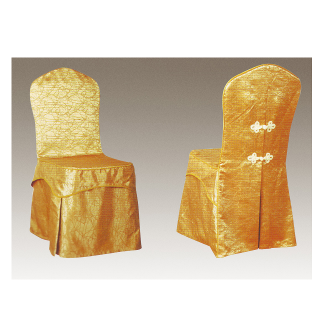 HOTEL  JACQUARD BOWKNOTS WEDDING CHAIR COVER TABLE CLOTH Y-092