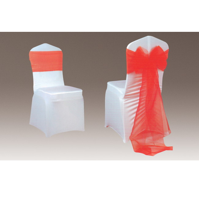 ELASTIC BANDAGE CHAIRS SASH CHAIR COVER Y-103