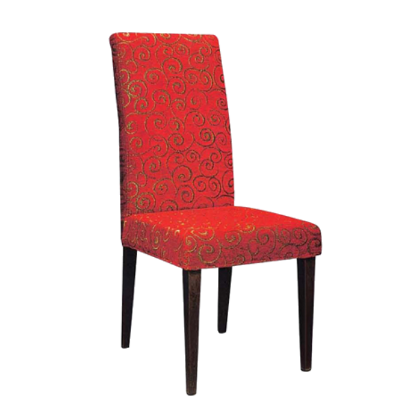 PARTY PU LEATHER CHAIR IMITATION WOODEN CHAIR YA-008