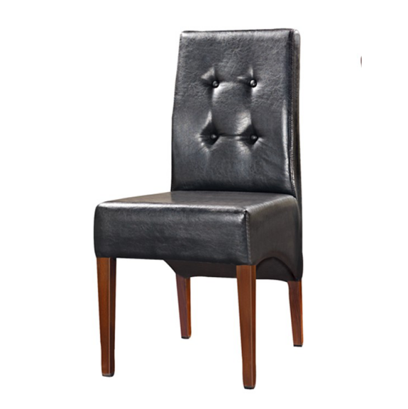 San Dun wooden kitchen chair designs with good price for party-1
