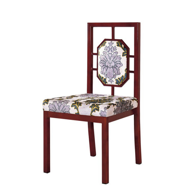 CHINA-STYLE DESIGN CANTEEN IMITATION WOODEN CHAIR YA-024