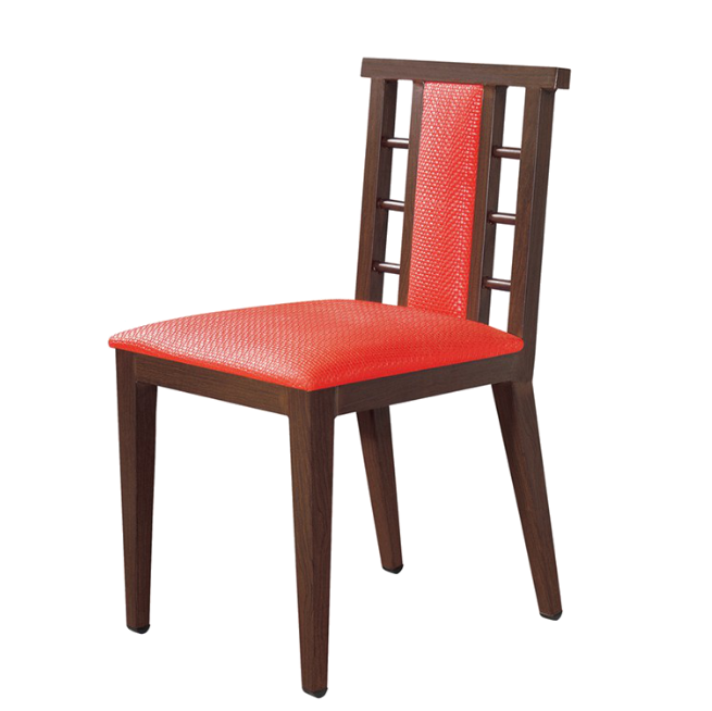 HALL WOOD METAL CHAIR YA-050
