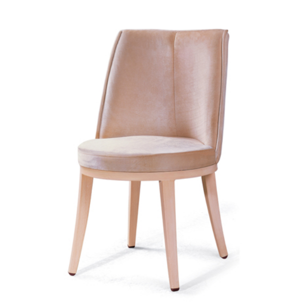 VIP ROOM WOODEN METAL CHAIR  YA-062