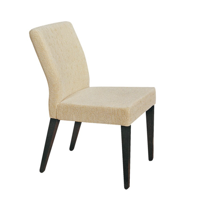 COMFORTABLE CHAIR BACK DESIGN STEEL WOODEN CHAIR YA-095