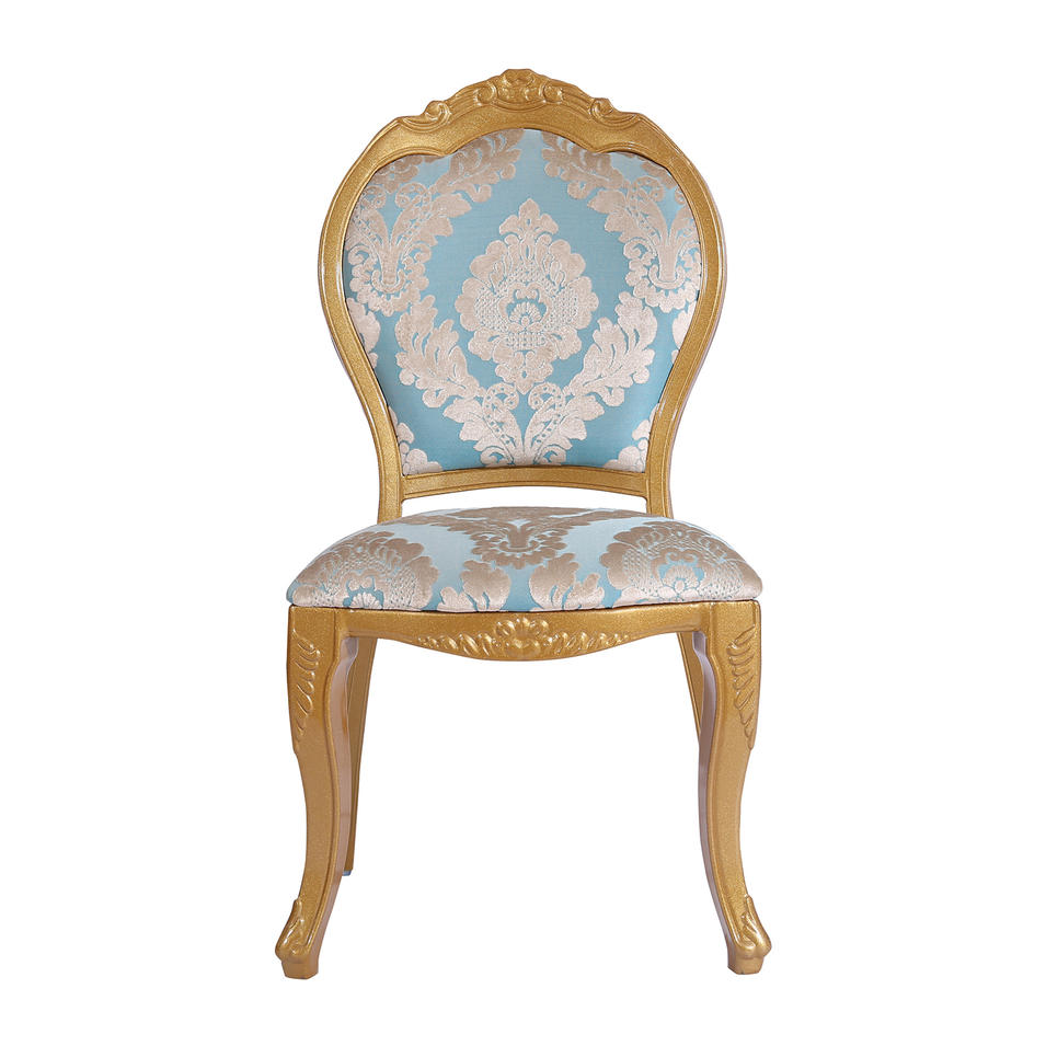 HOT SALE GOLDEN PAINTING BANQUET WEDDING PARTY HALL ALUMINUM STACKING CHAIR YD-1011