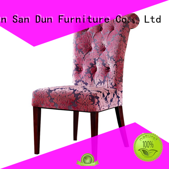 ya061 wooden chairs for dining supplier for party San Dun