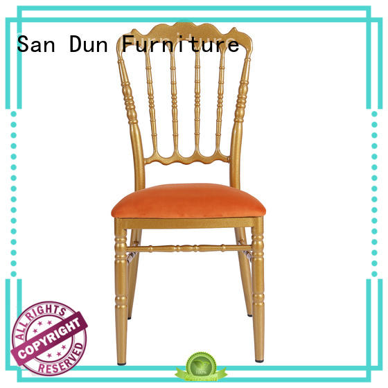 San Dun chevalier chairs manufacturer for hall