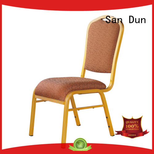 eco-friendly aluminium cafe chairs suppliers for restaurant