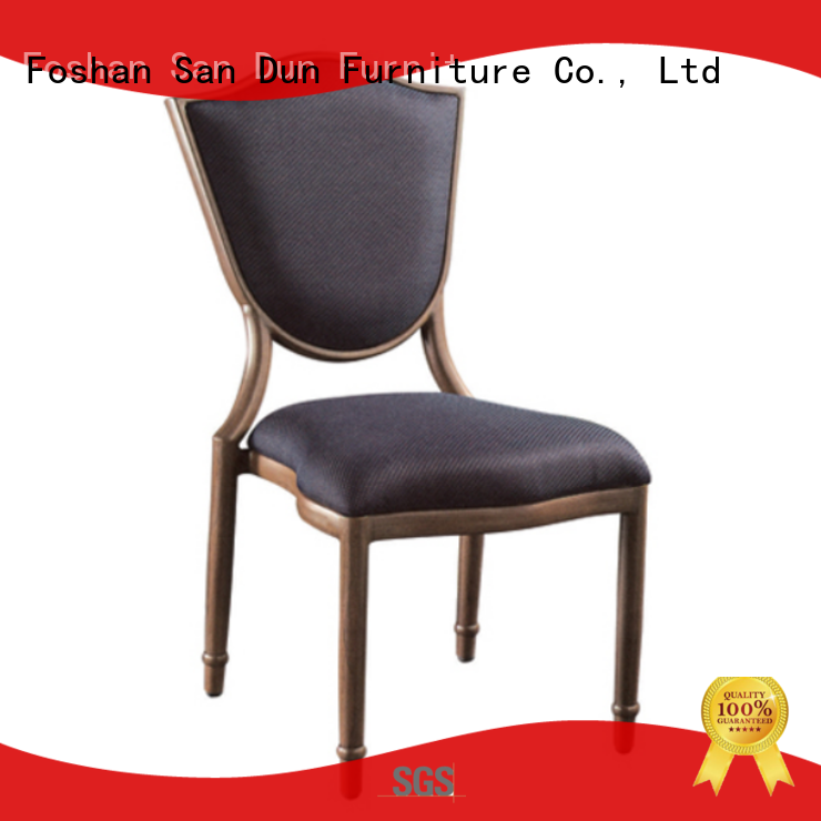 San Dun top selling steel office chair with good price for church