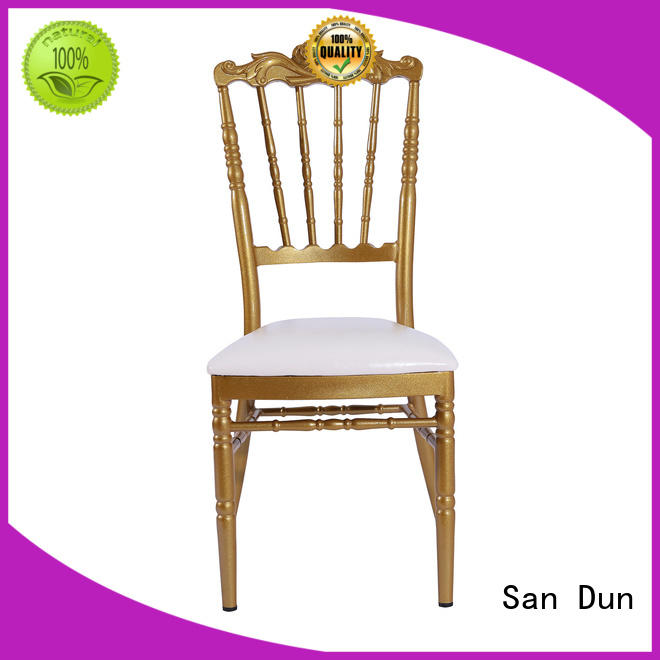 San Dun children's chiavari chairs factory direct supply for hotel