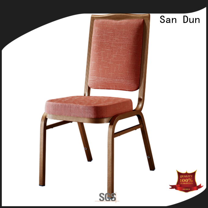San Dun best aluminum dining chair supply for meeting