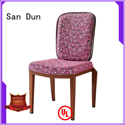 San Dun excellent stacking banquet chairs supplier bulk buy