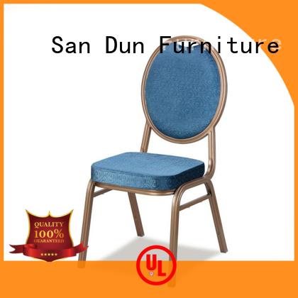 San Dun cast aluminum chairs supplier bulk buy