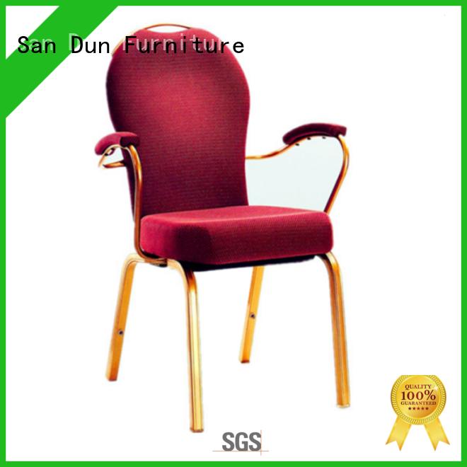 San Dun armless rocking chair supply for banquet