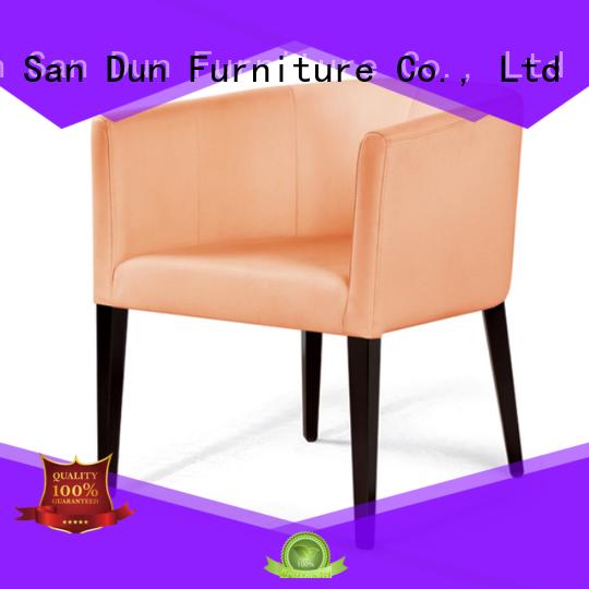 imitation luxury wooden chairs supplier for restaurant San Dun