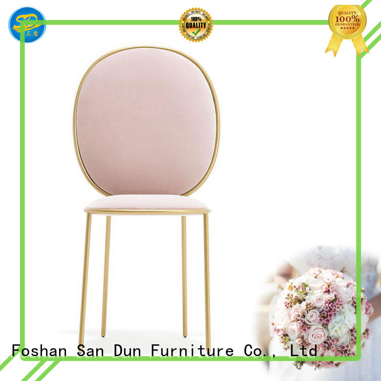 king Stainless Steel Chair manufacturer function for dresser San Dun