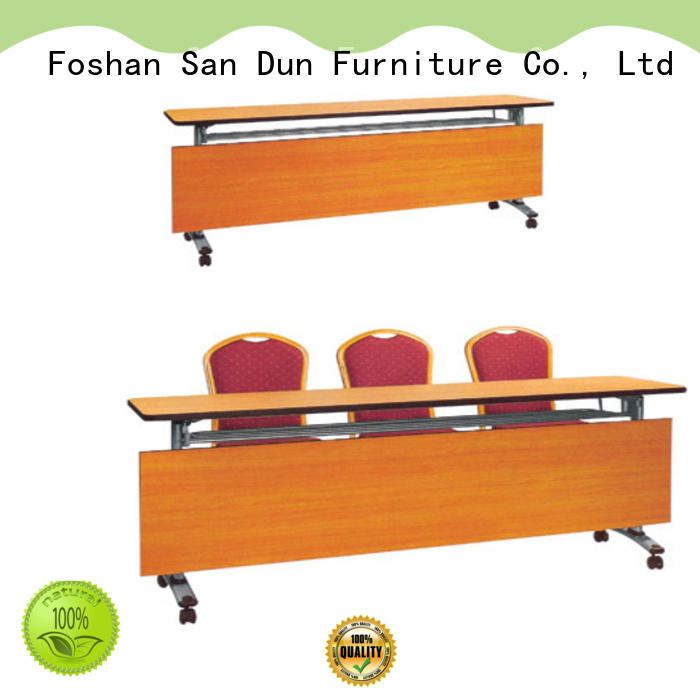 IBM Table Laminate  Rectangular Folding Table For Hotel Conference Meeting Room YF-010