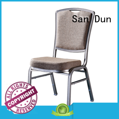 reliable aluminium cafe chairs suppliers for hotel banquet