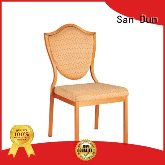 San Dun banquet chairs best manufacturer for restaurant