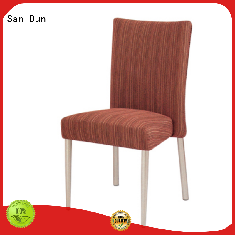 durable steel dining chairs factory bulk buy