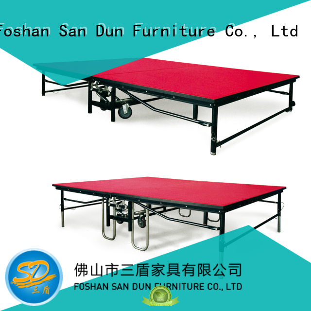 San Dun practical folding stage with good price for presentation