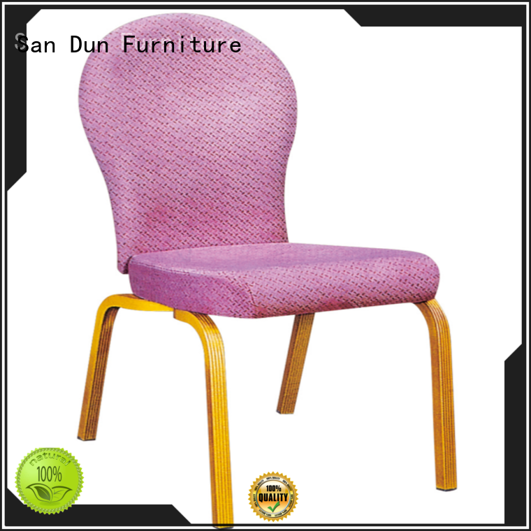 San Dun hot selling high back rocking chair inquire now for banquet