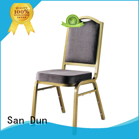 San Dun aluminum dining chairs company for coffee shop