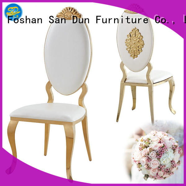 San Dun good quality banquet chair suppliers promotion for restaurant