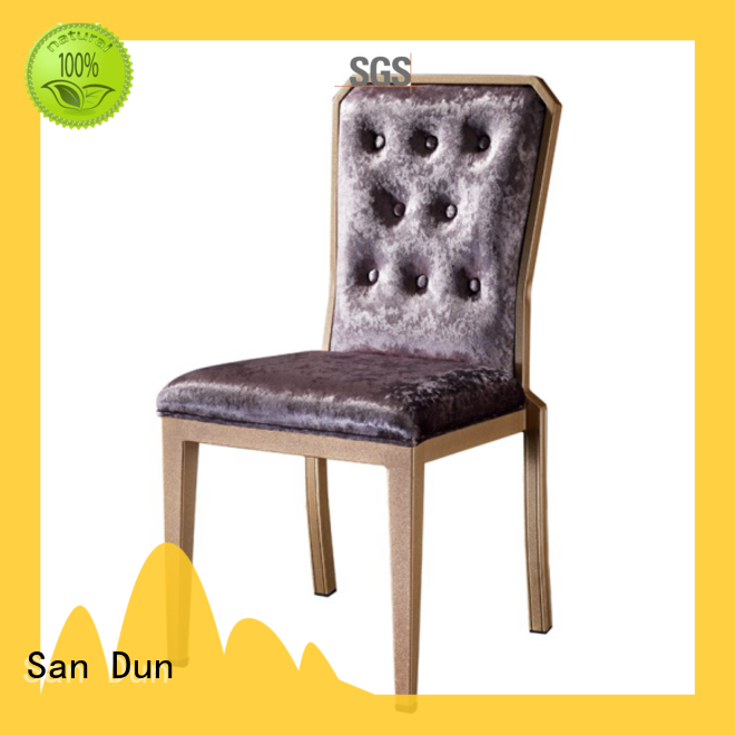 best price aluminum dining chair manufacturer for meeting