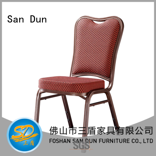 San Dun cast aluminum chairs with good price for meeting