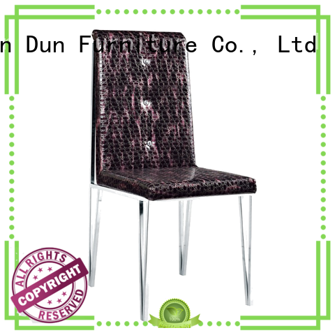 ya050 wood and upholstered dining chairs design for party San Dun