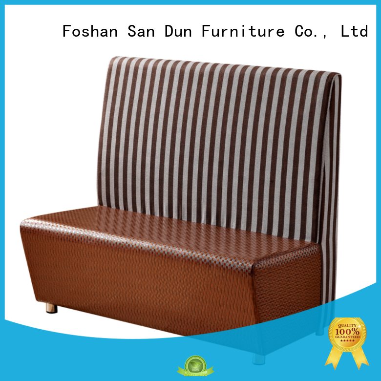San Dun reliable sofa for cafe directly sale for hotel