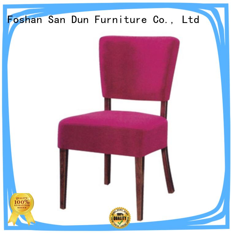 San Dun ladder back luxury wooden chairs design hotel