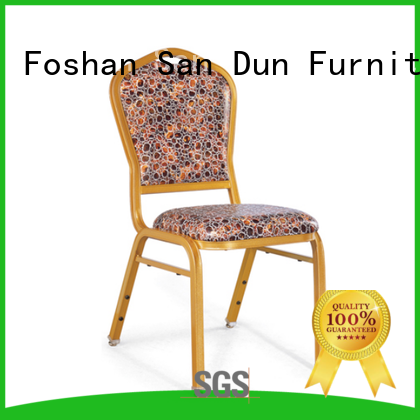 San Dun best price cast aluminum chairs factory direct supply for meeting