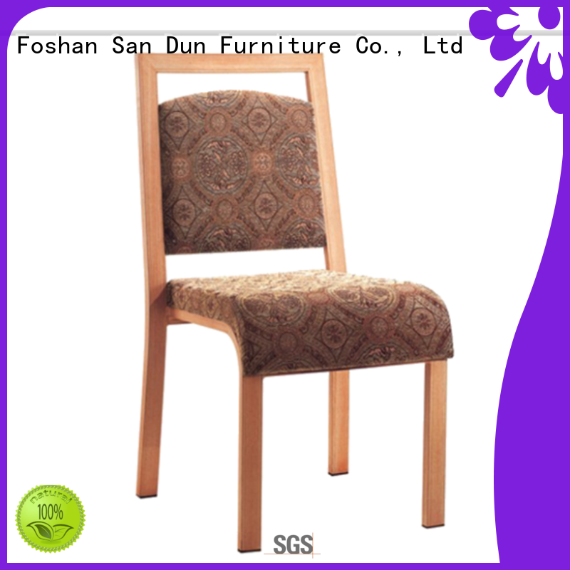 wooden chair with fabric seat birthday for party San Dun