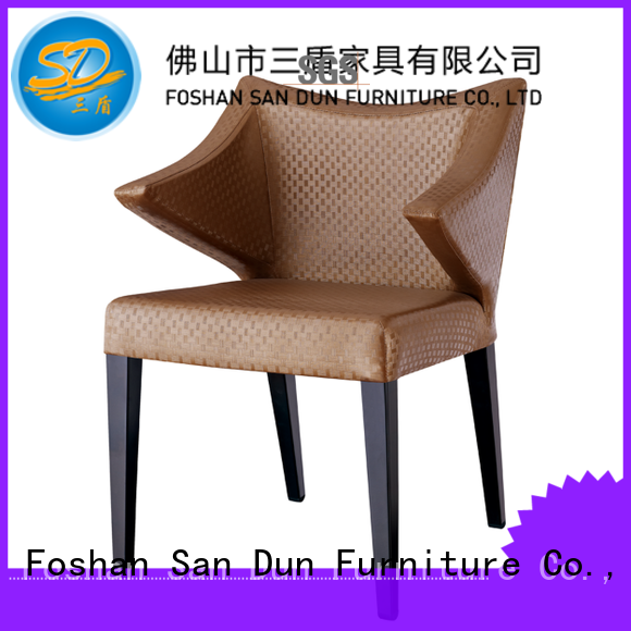 ya045 light wood dining chairs design for party San Dun