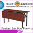 Hotel Conference Meeting Room Folding Table With Wooden Panel YF-012B