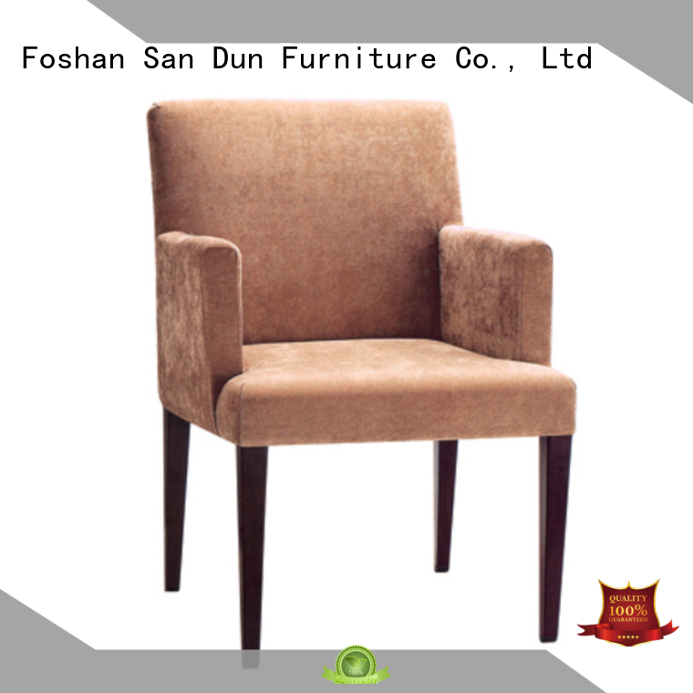 steel wooden chairs for dining China dining San Dun