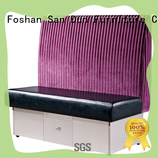 San Dun sofa for cafe supply for sale